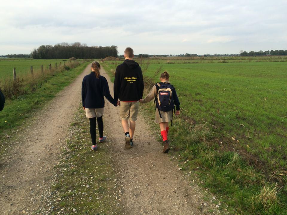 Nele, Bart & Frouke